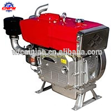 refroidi à l'eau monocylindre moteur diesel zs1115 moteur