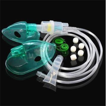 Masque à oxygène recycleur nébuliseur médical