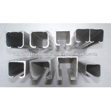 Perfil de aluminio para sistema de barandillas