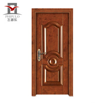 New Style Brand Accepted Oem Steel Wood Front Door Designs