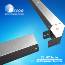 50mm Width Cable Trunking 45 Degree Elbow