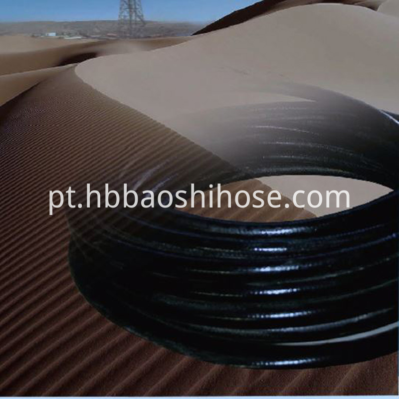 High Pressure Gas Pipe