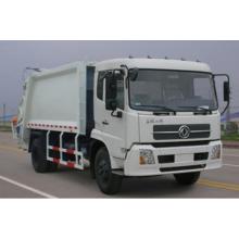 Camión compactador de basura con capacidad de 14m3