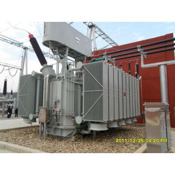 ONAF 66kv 30MVA Step Power Transformer a