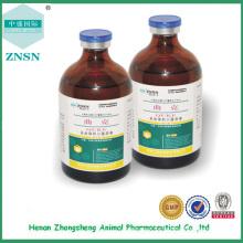 A mais eficaz solução de coccidiose Toltrazuril solução oral