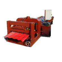 Máquina formadora de rollos de azulejos esmaltados de acero galvanizado completamente automático