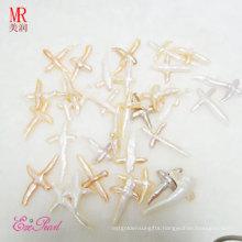 Irregular / Baroque /Cross Shape Loose Pearls