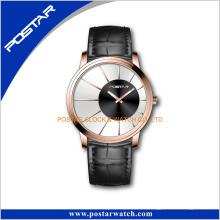 Fashion High End Diseños de reloj de cuarzo hecho a mano