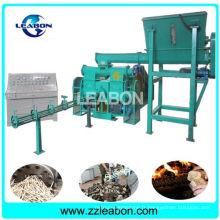 Machine de briquette de sciure de bois à la bière à la biomasse
