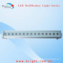 RGB LED Wall Washer com controlador