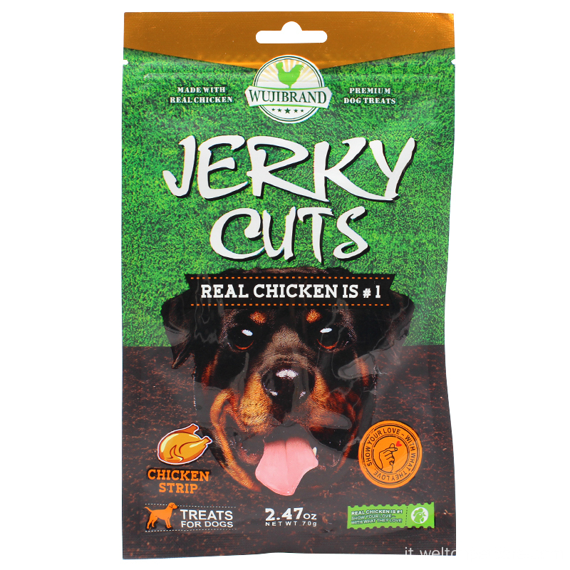 Snack per cani Chicken Jerky dog ​​treats