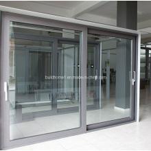 Подъемный раствор Раздвижные алюминиевые окна и двери