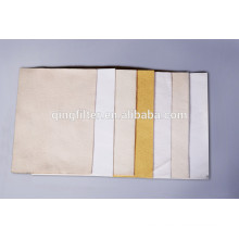 Non-woven fabric needle felt bag filter socks industrial filtration usage