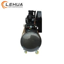 Compresor de aire diesel portátil de 500 litros con el mejor rendimiento