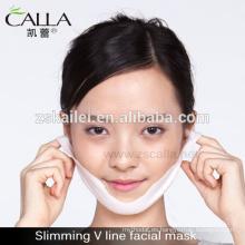Máscara de lifting facial en forma de V