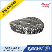 Сертификация ISO части заливки формы ремесло алюминиевого литья