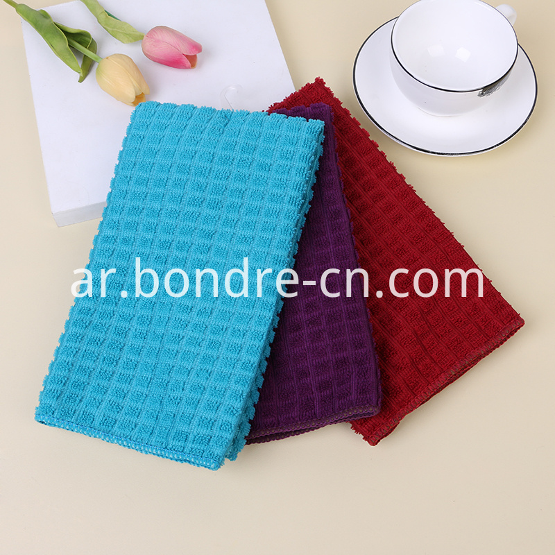 Smal Checks Multi Function Towels (1)