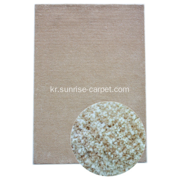 Viscose 짧은 더미 카펫이있는 Tabel Tufted Microfiber