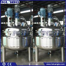 KUNBO 100-10000L Industrial Medicine Drink Food Jacket Mixing Tanks Mixer