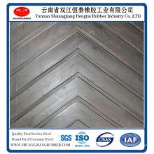 V Shape Rubber Conveyor Belt Chevron Belt