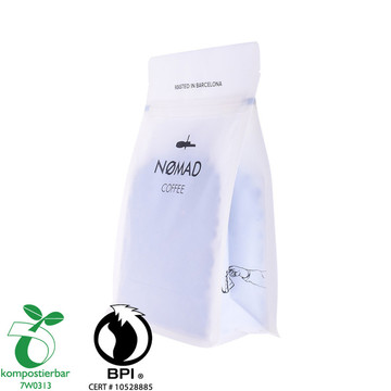Plastik Zip Lock Block Bawah Jagung Starch Bag