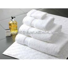 High quality different colors available deluxe 100% cotton wholesale terry bath towel
