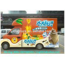 Hot Sale Mini food cart / Mobile food truck / Mobile ice cream cart
