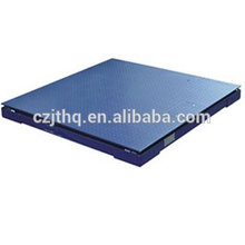 Electronic industry floor scale 5t