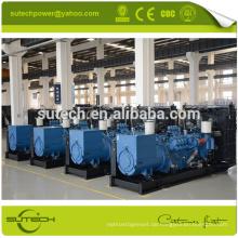 1250KVA MTU 12V4000G21R Generator mit Leroy Somer Lichtmaschine