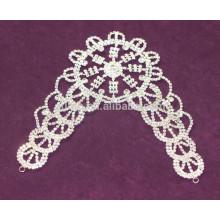 Аппликация аппликация горный хрусталь кристалл аппликация для свадебного платья