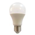 Светодиодная лампа 6W A60 с пластиковым покрытием