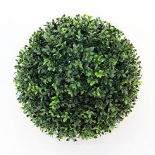 Открытый сад парк декор искусственный зеленый шар для балкона