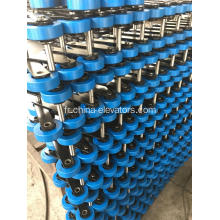ThyssenKrupp Escalator Étape Chain Assembly / Pitch 135mm