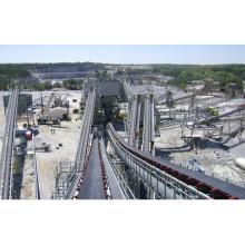 St500 Steel Cord Rubber Conveyor Belting