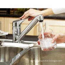 deck mounted brass sink mixer & kitchen brass taps