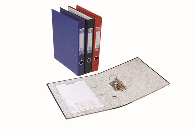 A4 paper size 2 ring folder for office