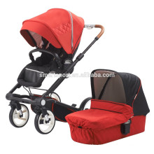 Tragbares Babybett mit umkehrbarem Sitz