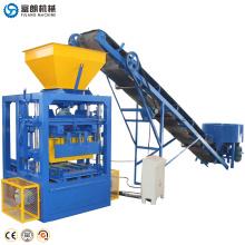 Máquina de fabricación de bloques de cemento caliente