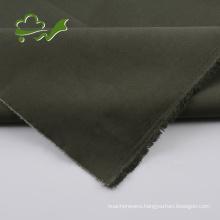Canvas Cotton Spandex Woven Pants Fabric
