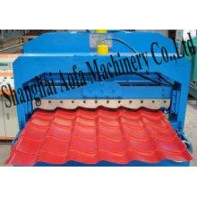 Máquina perfiladora de tejas coloreadas (AF-G1025)
