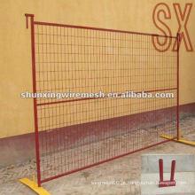 ISO 9001 Certified Temporary Fencing Fechamento removível