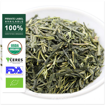Organic Slimming 8911 Japan OEM Sencha Green Tea