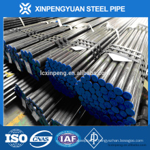 carbon steel oil and gas pipe API 5L seamless steel pipe for oil using