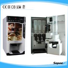 Máquinas rápidas instantâneas do sopro do chá do café
