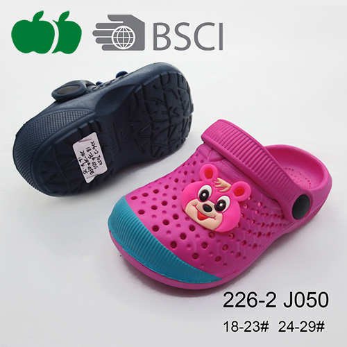 2016 stylish high quality best price new model summer eva clog