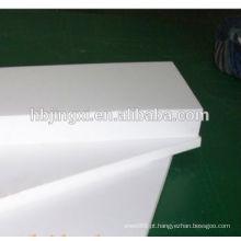 Folha de POM, placa de POM, folha plástica de POM