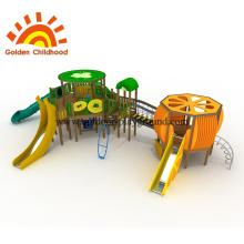Kiwi And Orange Outdoor Playground Für Kinder
