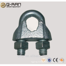 Rigging US Type Malleable Wire Rope Clip Small Wire Rope Clip