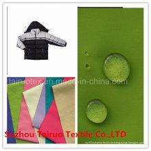 Nylon Taslon mit wasserdichtem für Kleidungs-im Freienkleidung