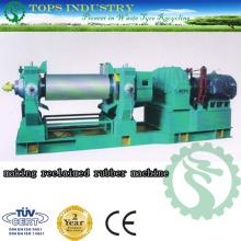 Fabricación de la máquina de goma recuperada y línea de producción de caucho recuperada